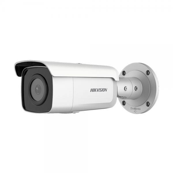 IP카메라, DS-2CD2T26G2-2I 적외선 불릿 카메라 [200만 화소/고정렌즈 4mm]