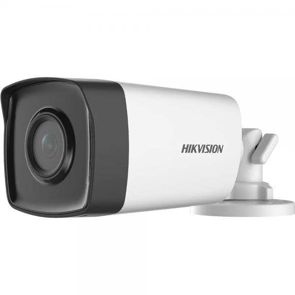 아날로그 카메라, DS-2CE17D0T-IT1/K 적외선 TVI 불릿 카메라 [200만 화소/고정렌즈 3.6mm]