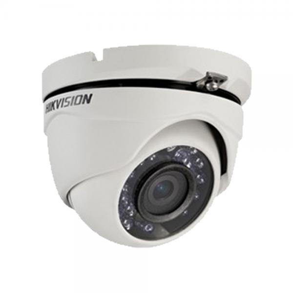 아날로그 카메라, DS-2CE76D3T-ITMF 적외선 올인원 돔 카메라 [200만 화소/고정렌즈 3.6mm]