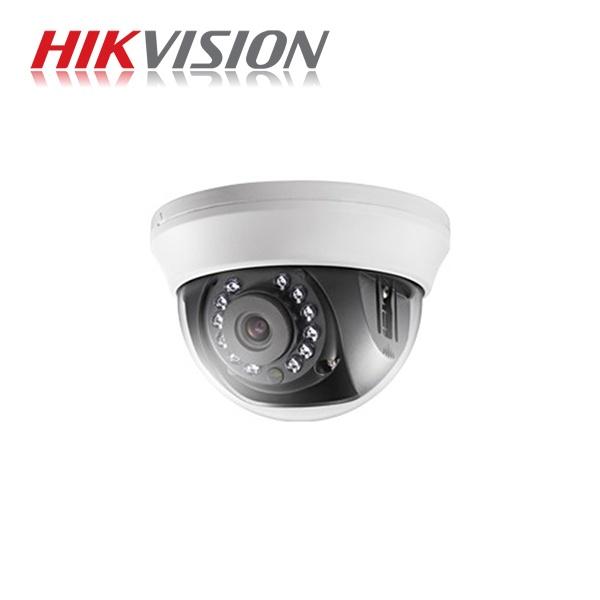 아날로그 카메라, DS-2CE56D0T-IRMM 적외선 TVI 돔 카메라 [200만 화소/고정렌즈 2.8mm]