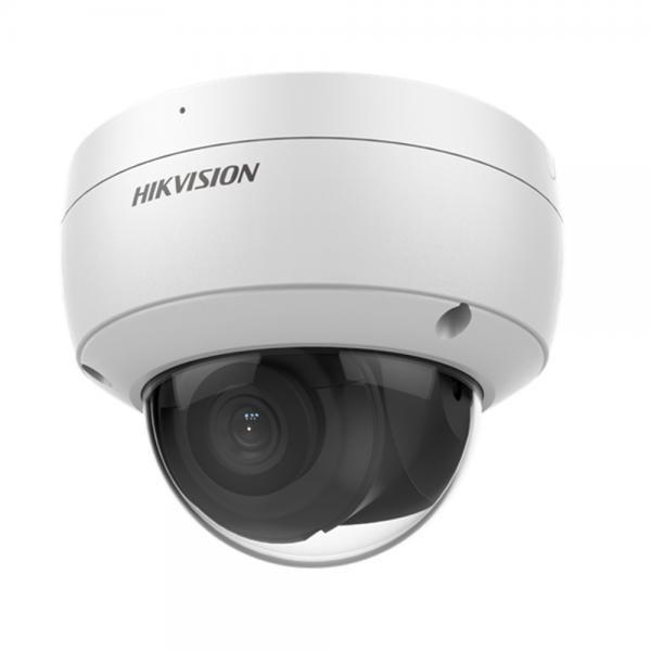 IP카메라, DS-2CD2186G2-I 적외선 실내형 돔 카메라 [800만 화소/고정렌즈 4mm]
