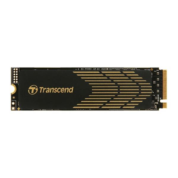 MTE240S Series M.2 NVMe 2280 500GB 3D TLC
