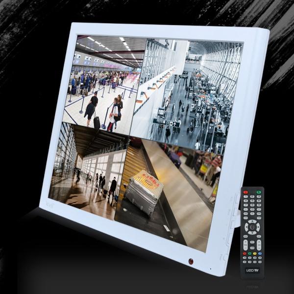WELL 172LED CCTV B 600 화이트 [스탠드 B형ㅣ600cd/㎡]