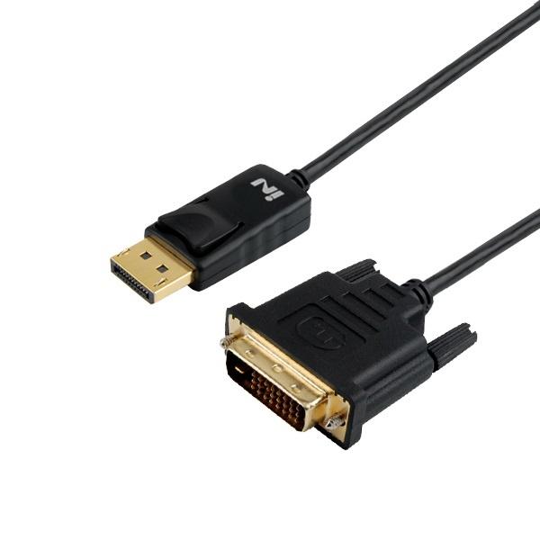 인네트워크 Displayport 1.1 to DVI 케이블 2M [IN-DPD02]
