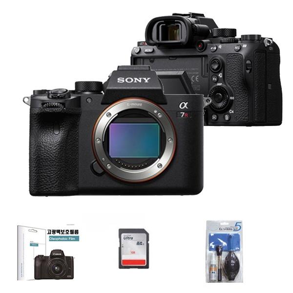 알파 A7R IV A BODY+256G(4k)+보호필름+크리닝킷