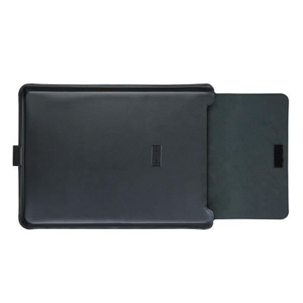 노트북 파우치, ZM-NP1 마우스패드겸용 [15.6형/블랙]