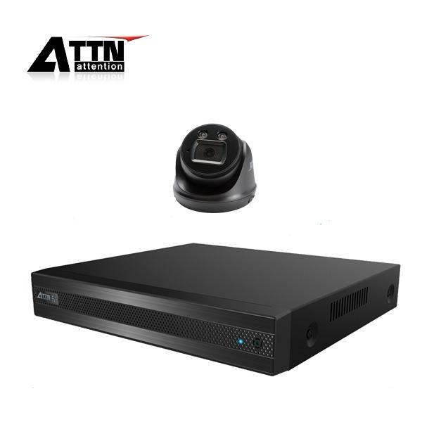 210만화소 CCTV 실내패키지, ATTN-DTF*1대 / XDB(블랙)*1대 [1TB 하드 포함]