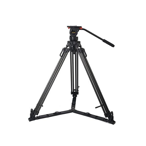 카본유압식 방송장비 삼각대 TS50CF