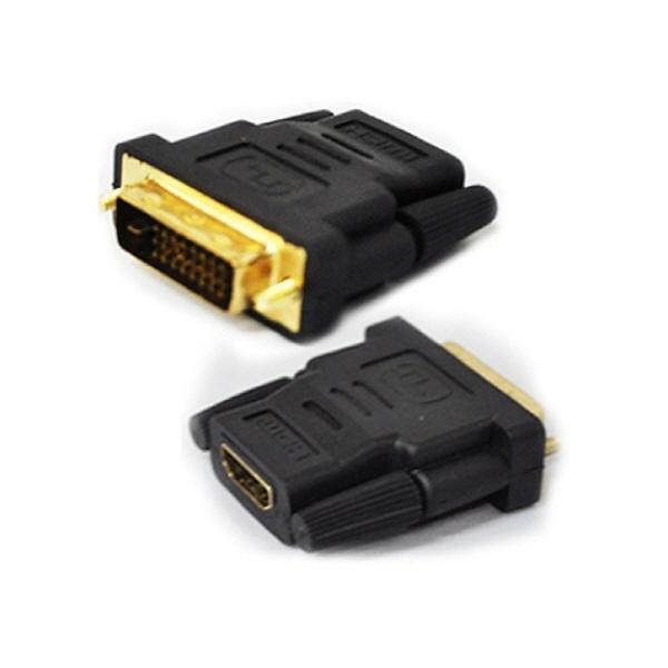 엠비에프 HDMI(F)/DVI(M) 변환 젠더 [MBF-HFDM-G-A]고급포장