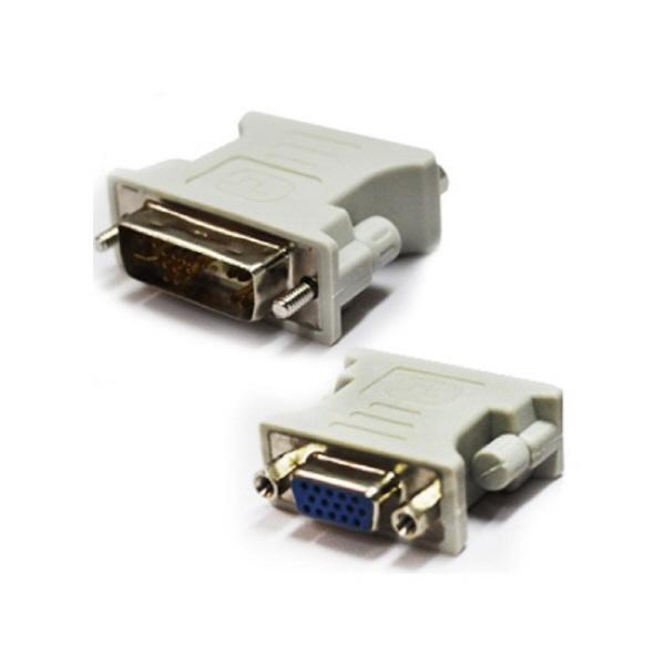 엠비에프 DVI-I 싱글 젠더 DVI-I(M) 12+5 to RGB(F) [MBF DVI-I-S-A]고급포장