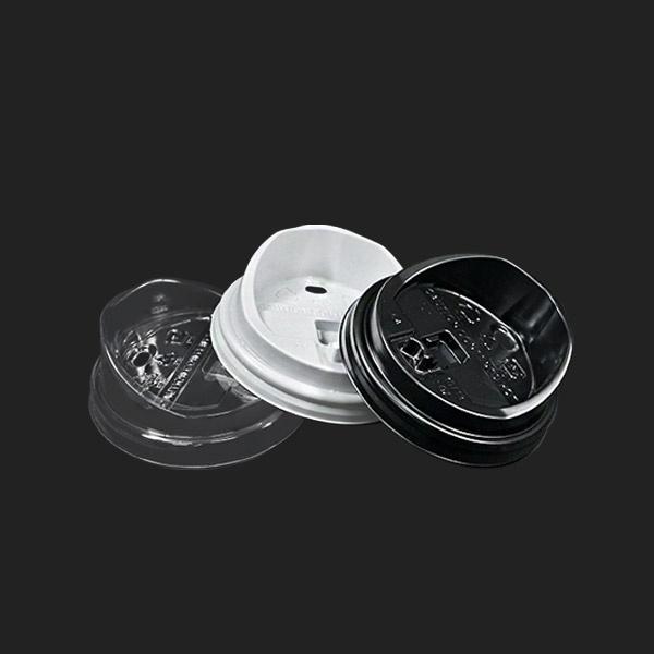 롱 개폐형 컵뚜껑 1,000개입 12/16온스용 [제품선택] [투명]