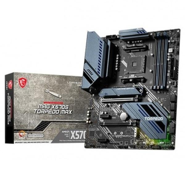 MAG X570S 토피도 맥스 (AMD X570/ATX)