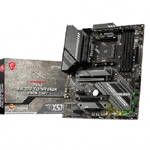 MAG X570S 토마호크 맥스 WIFI (AMD X570/ATX)