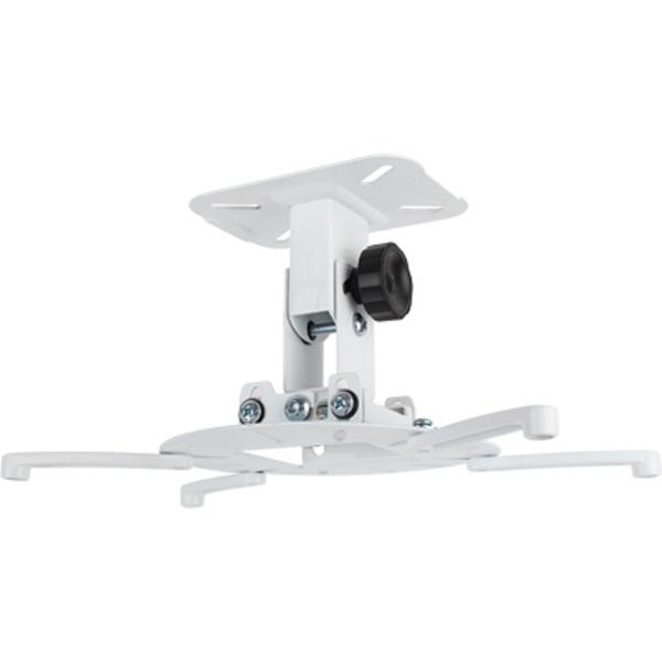 NETmate NMA-VM15 멀티 프로젝터 천장 고정형 거치대(Ø105~320mm 장착 홀/15kg)