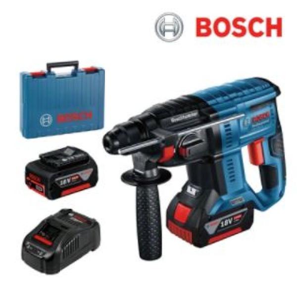 보쉬 GBH 18V-21 충전 해머드릴 세트(06119111B1)