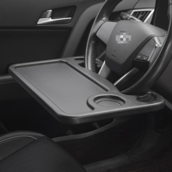 [GTS78538] 차량용 양면 핸들 트레이(블랙)