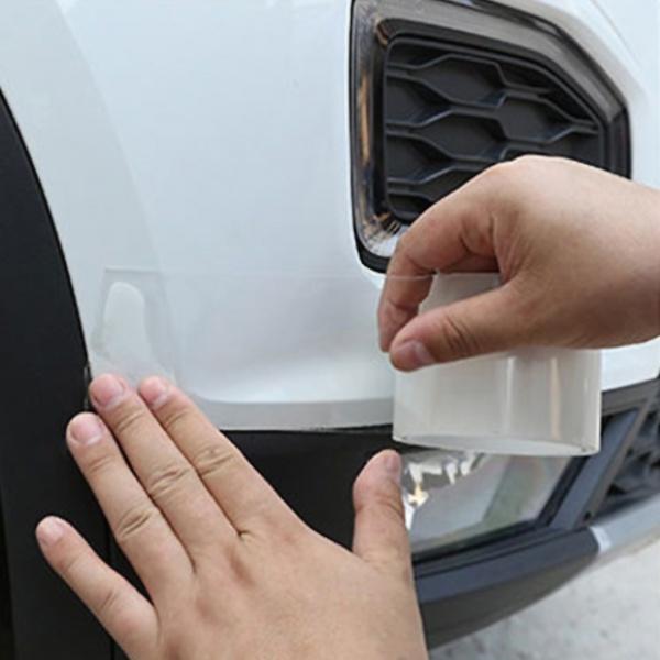 [GTS41876] 차량용 보호필름 투명 테이프(10cmx10m)