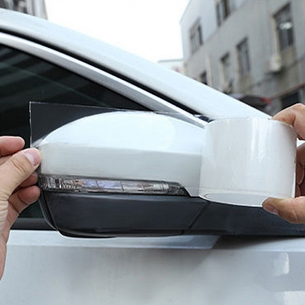 [GTS41874] 차량용 보호필름 투명 테이프(7cmx5m)