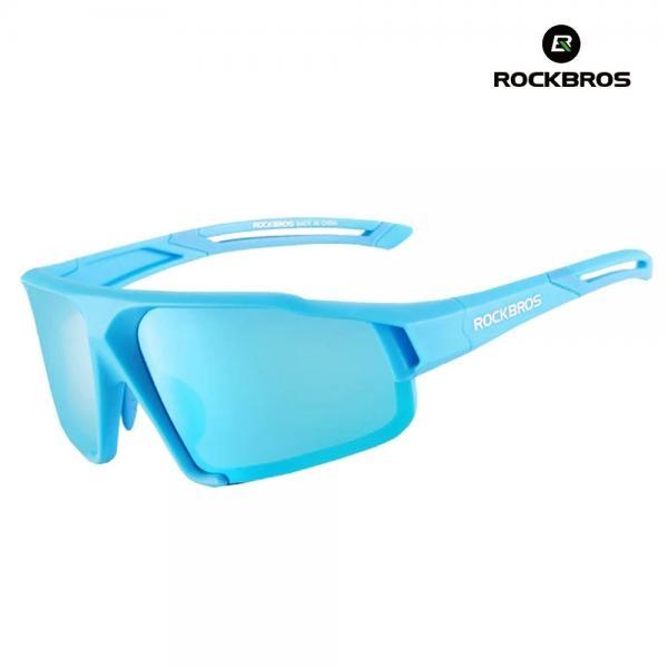 스포츠고글 편광고글 편광선글라스 도수클립포함 자전거고글 SP216BB[블루]