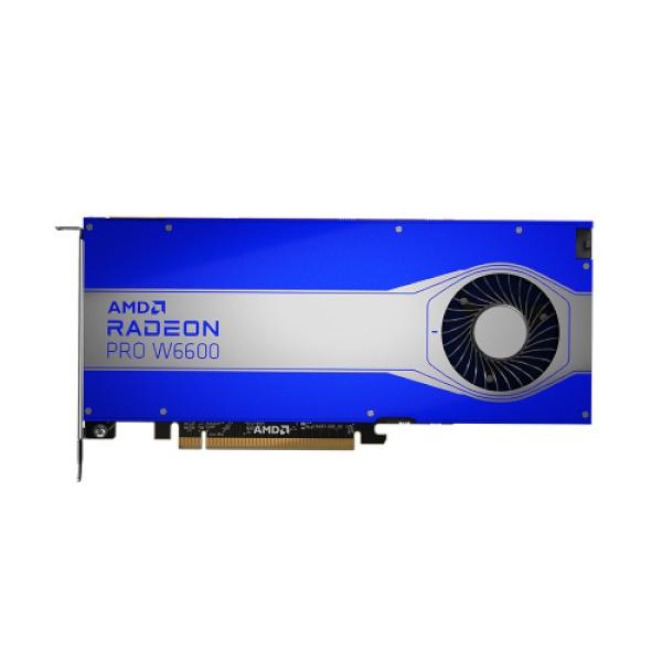 Radeon™ PRO W6600 D6 8GB 대원CTS