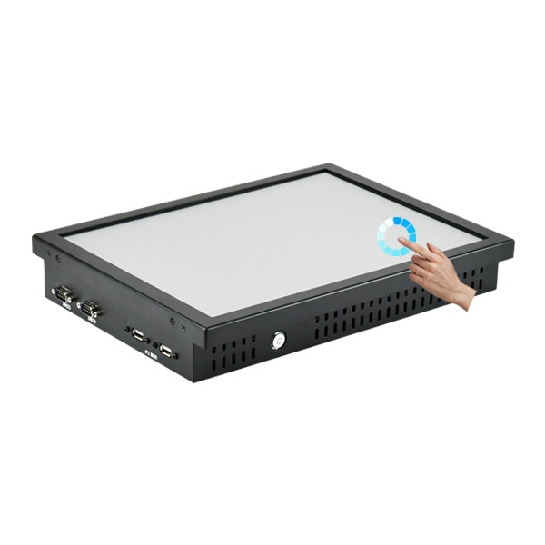 15형 산업용 일체형 터치패널PC HDL-T150PC-J8 [8세대 셀러론 + SSD 120GB + Win10 IoT + 무선랜 + 압력식터치]