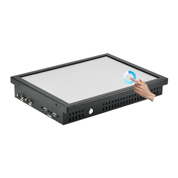 15형 산업용 일체형 터치패널PC HDL-T150PC-J8 [8세대 셀러론 + SSD 120GB + Win10 IoT + 압력식터치]