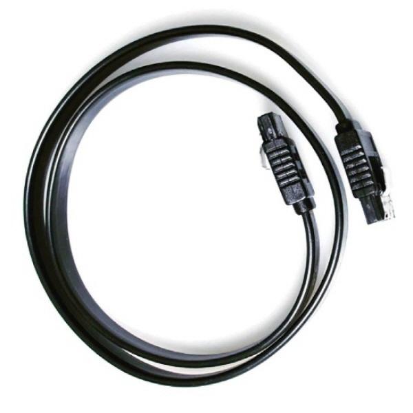 엠비에프 SATA3 LOCK FLAT 케이블 [ㅡ자형/30CM] [MBF-SATA3001-A]