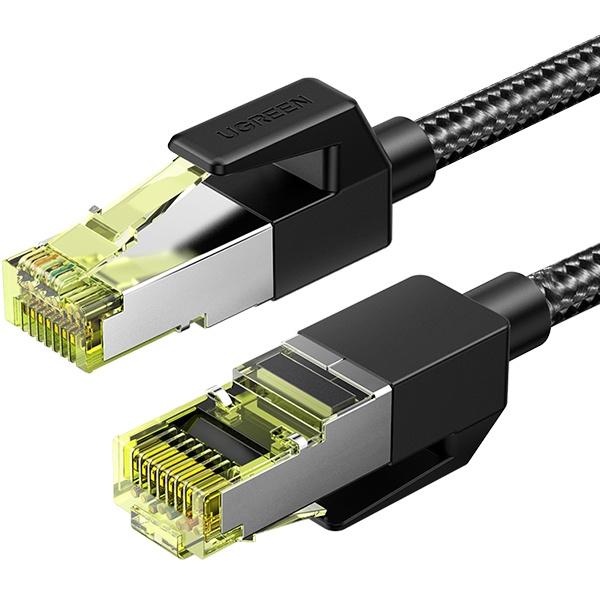 유그린 CAT.7 SSTP 패브릭 랜케이블 2M [U-80423]