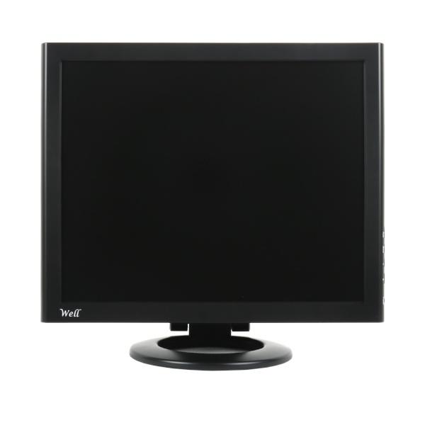 WELL 170HDMI A 400 블랙 [스탠드 A형ㅣ400cd]