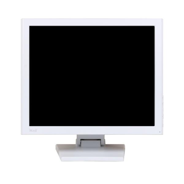 WELL 170HDMI A 600 화이트 [스탠드 A형ㅣ600cd]