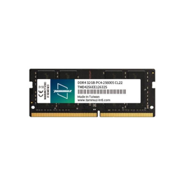 DDR4 32G PC4-25600(3200MHz) 노트북용