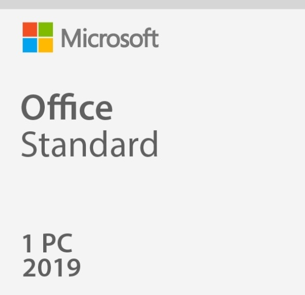 [3YF-00652] Office 2019 Standard SNGL OLP NL (for Mac OS) [기업용/라이선스/5개이상 구매가능]