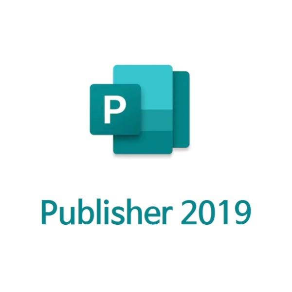 [164-07835] Publisher 2019 (Pblshr 2019 SNGL OLP NL) [기업용/라이선스/한글/5개이상 구매가능]