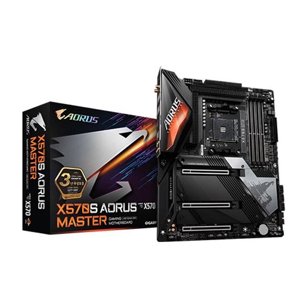X570S AORUS MASTER 제이씨현 (AMD X570/ATX)