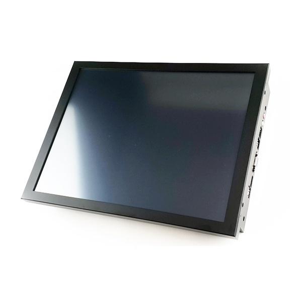15형 패널PC HDL-T150PC-BT(M)-J 올인원 터치모니터 일체형PC [J1900 + SSD 120GB + Win10 + 무선LAN + 스탠드]