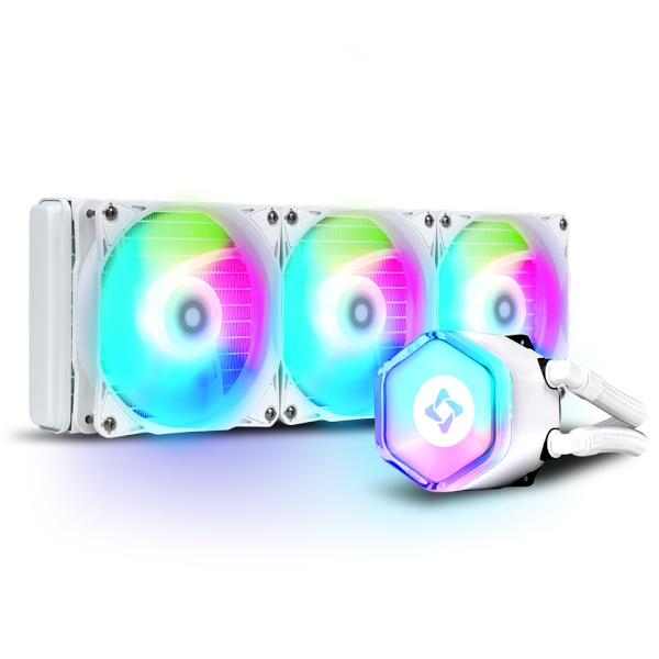 REDBIT 360 ARGB (화이트) [CPU쿨러]