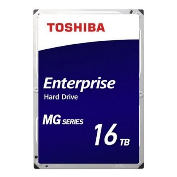 TOSHIBA HDD 16TB MG08ACA16TE (3.5HDD/ SATA3/ 7200rpm/ 512MB/ PMR)