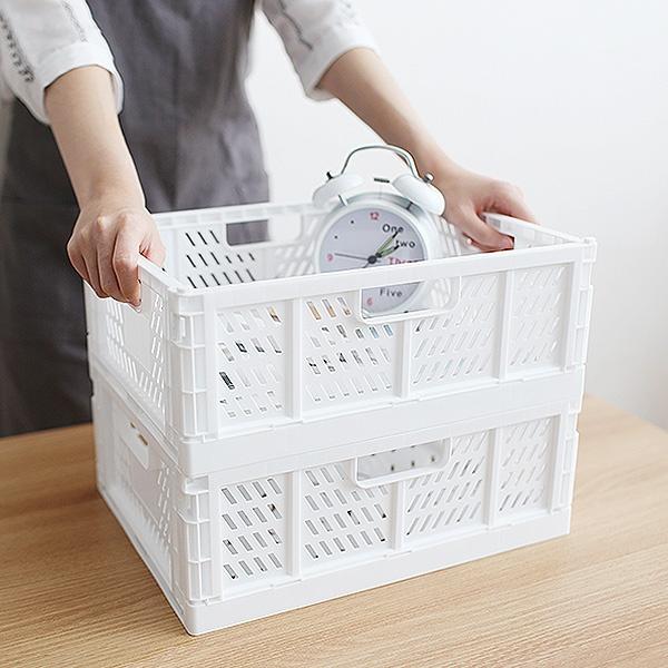 공간활용 인테리어정리함 폴딩박스 ITEM BOX