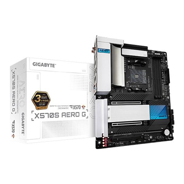 X570S AERO G 제이씨현 (AMD X570/ATX)
