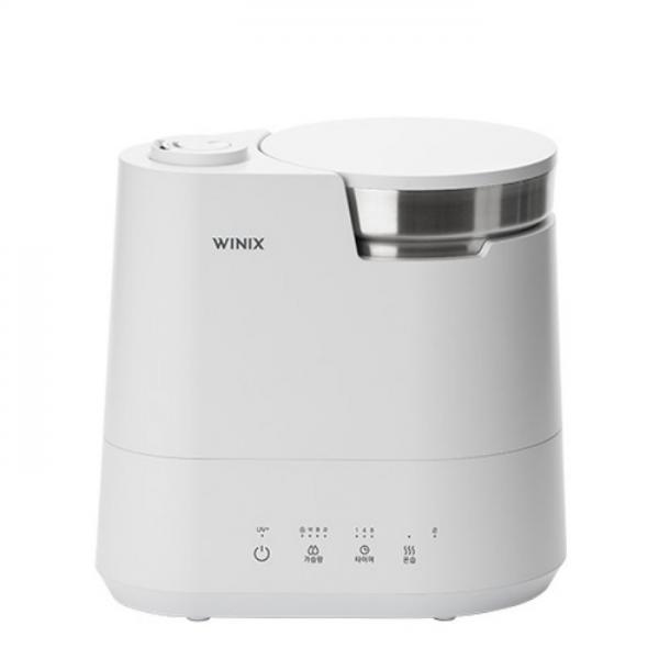 위닉스 올바른 가습기3 올케어 WL3M400-KWK 복합식 스테인리스 화이트