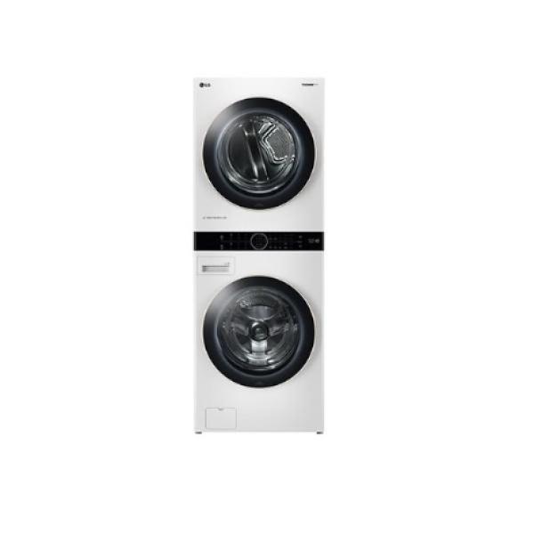 LG 트롬 워시타워 드럼세탁기 + 건조기 W16WTN