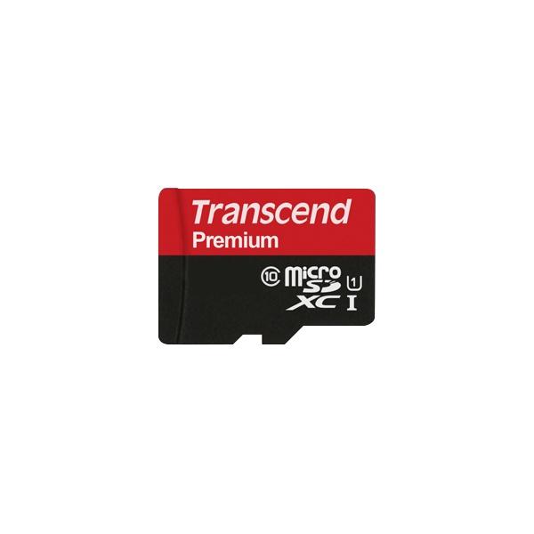 [Transcend] MicroSDHC/XC, Premium, Class10, UHS-I (U1), 400배속