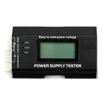 [MBF] 엠비에프 LCD 파워서플라이 디지털 테스터기 [블랙]
