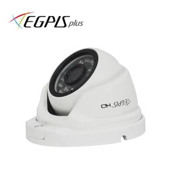 [이지피스] PoE IP 카메라, HD 적외선 돔형 EGPIS-IP4124R [210만화소] [고정렌즈-3.6mm/IR LED24개]