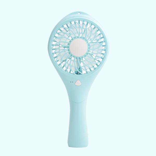 [마니팬]Magni Fan 접이식 휴대용 선풍기/핸디+스탠드형 겸용  [민트]