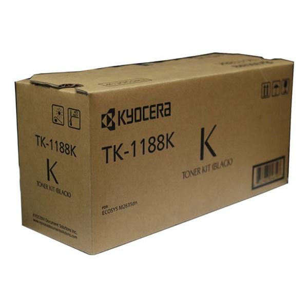 [KYOCERA] TK-1188K (정품토너/검정/3,000매)
