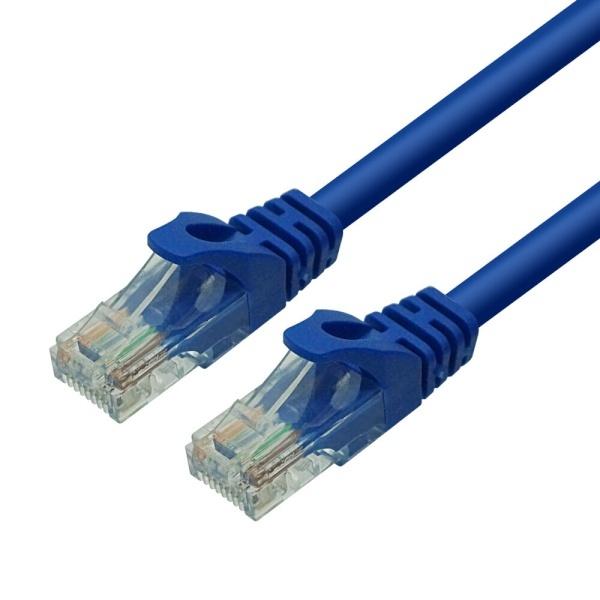 대원TMT CAT.5E UTP 랜케이블 1M [블루/1M [DW-UTP5EB-1M]