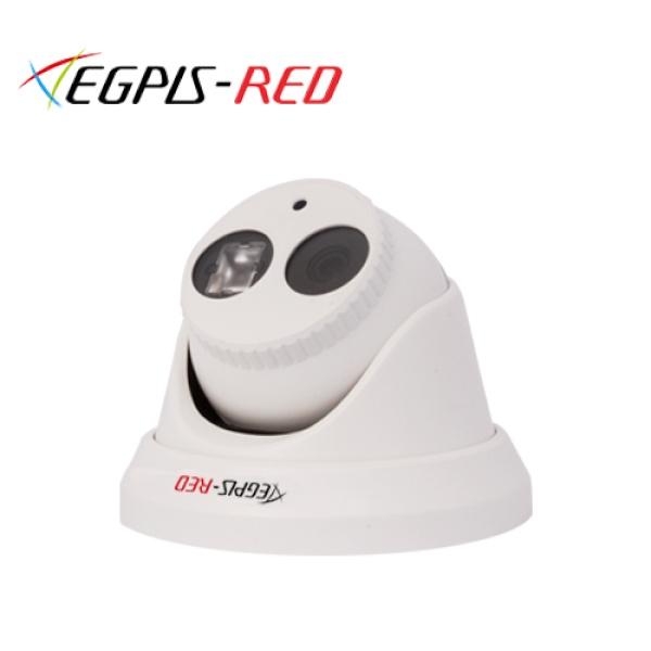 이지피스 IP PoE 카메라, 적외선 돔형, EGS-IPHIK3101HDSNIR [300만화소] [고정렌즈-2.8mm]