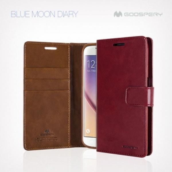 머큐리 블루문 다이어리 케이스 갤럭시 노트9 (N960)