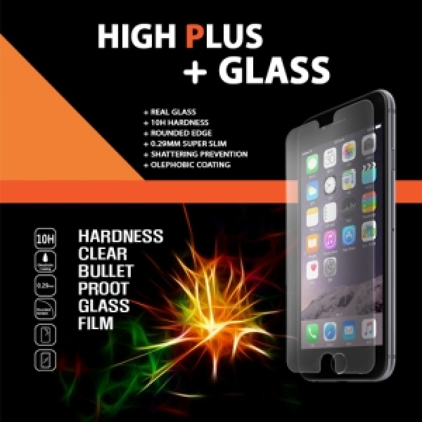 LG G7 ThinQ (LM-G710N) [하이플러스 방탄 강화유리]